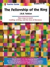 The Fellowship of the Ring, Novel Units Teacher's Guide, Gr. 9-12