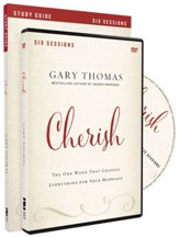 Cherish Study Guide with DVD