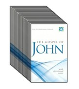 NIV Gospel of John, 25 Pack