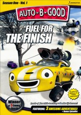 Fuel for the Finish (Auto-B-Good Season 1, Volume 1)