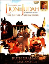 The Lion of Judah Movie Story Book with Free Audio Book Version