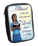Jeremiah 17:7 Bible Cover