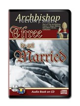 Three to Get Married, Audio Book on CD