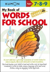 My Book of Words for School, Level 4 (Ages 7-9)