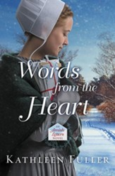 Words from the Heart, Amish Letters, Paperback