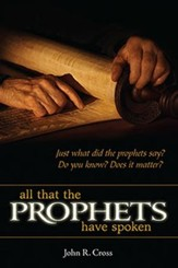 All That the Prophets Have Spoken, Workbook