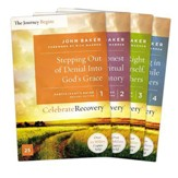 Celebrate Recovery Participant Guide Set (Volumes 1-4)