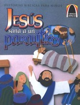 Jesús Sana a un Paralítico  (Down Through The Roof)