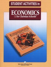 BJU Heritage Studies Grade 12 (Economics), Student Activities