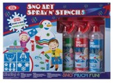 Sno Art Spray n' Stencil
