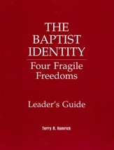 Baptist Identity: A Study Guide