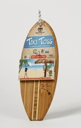 Tiki Toss, Surf Edition