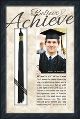 Graduation Photo Frame, Tassel