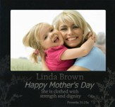 Personalized, Mother's Day 4X6 Photo Frame