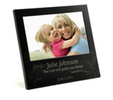 Personalized, Lord Will Guide You Photo Frame