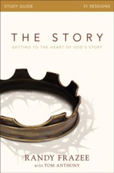 The Story Study Guide: Getting to the Heart of God's Story - Slightly Imperfect