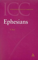 Ephesians: International Critical Commentary [ICC]