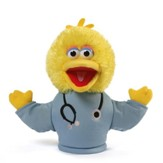 Big Bird Doctor Puppet