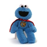 Cookie Monster Plush Superhero