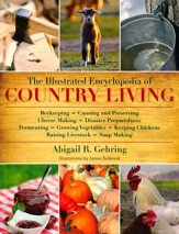 Illustrated Encyclopedia of Country Living