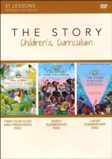 The Story Children's Curriculum: 31 Lessons, DVD