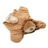 Leo Lion Plush Blanket