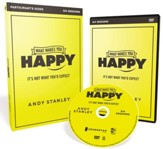 What Makes You Happy, Participant's Guide with DVD