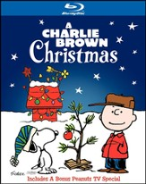 A Charlie Brown Christmas, Blu-ray