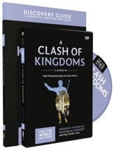A Clash of Kingdoms, TTWMK Volume 15, Discovery Guide and DVD
