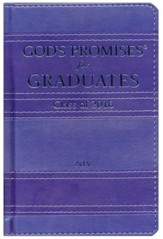 NIV God's Promises for Graduates: Class of 2016, Lavender