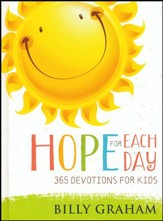 Hope for Each Day: 365 Devotions for Kids - Slightly Imperfect