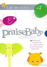 The Praise Baby Collection, 4 DVD Set