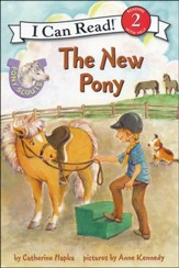Pony Scouts: The New Pony, Hardcover