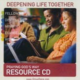 Praying God's Way Resource CD-ROM