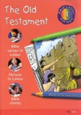 Bible Colour and Learn: 01 The Old Testament