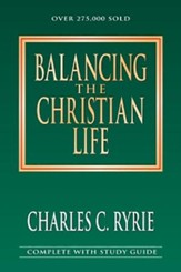 Balancing the Christian Life --Damaged