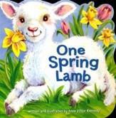 One Spring Lamb Boardbook