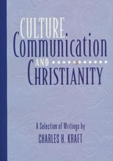 Culture Communication and Christianity