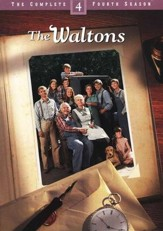 The Waltons: Season 4, DVD