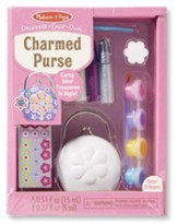 Decorate Your Own, Charmed Purse