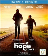 Where Hope Grows, Blu-ray