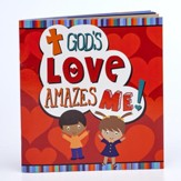 God's Love Amazes Me Book