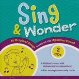 Sing & Wonder CD