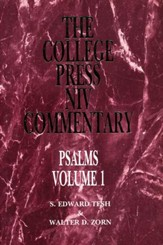 Psalms Volume 1 - The NIV College Press Commentary       WR