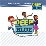 Deep Blue: Annual Music CD Fall 2016 - Summer 2017