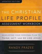 The Christian Life Profile Assessment Workbook Updated Edition - Slightly Imperfect