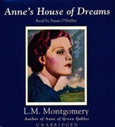 Anne's House of Dreams - unabridged audiobook on CD