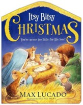 Itsy Bitsy Christmas You're Never Too Little for His Love - Slightly Imperfect