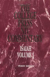 Isaiah Vol. 1: The College Press NIV Commentary