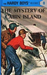 The Hardy Boys' Mysteries #8: The Mystery of Cabin Island